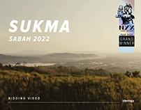 SUKMA 2022 Bidding Video