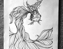 Goldfish Blanket
