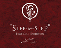"""Step by Step"" first solo exhibition"