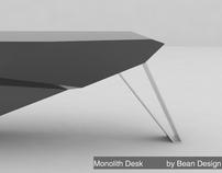 Monolith Desk