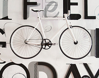 TWO WHEELS GOOD · I feel good today