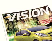 Chevrolet VISION Spring 2012