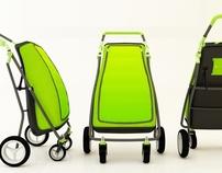 Shopping trolley design