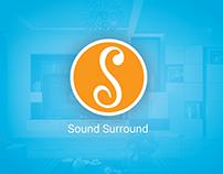 Sound Surround App • IOT Product Concept Design