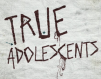 True Adolescents, title sequence
