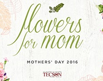 TECSON Flowers Mothers' Day (2016)