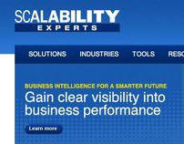 Scalability Experts Website
