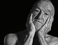 Gerald Busby portrait series