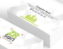 Création Logo et Charte graphique Évènementiel - Son
