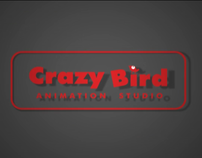 Crazy BIrd Logo Motion