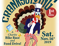 Troy Cranksgiving 2019 Illustration