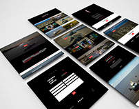Angel Mato Branding and Web Site