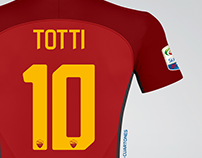 Francesco Totti Farewell