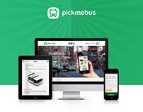 Pickembus Website