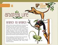 Nature Magazine Illustrative Artwork