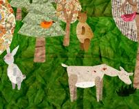 Animation | Star papir za novo upanje