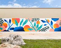 Elizabeth Ave Mural