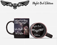 Special Edition Mugs to respect our sleepless nights