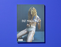 Fat Magazine Issue E