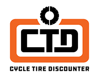 Cycle Tire Discounter Logo