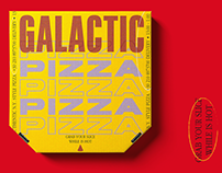 Galactic Pizza - mini project