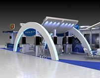 TOPS Security Booth Design
