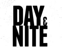 Kinetic Typography - Day N' Nite by Kid Cudi