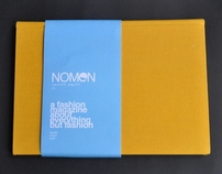 NOMEN; a fashion magazine about everything but fashion