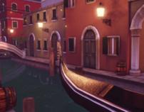 Venecia Video Game Environment