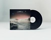 VÁZQUEZ - El firmamento tenue / Diseño de disco