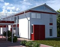 House Visualisation - Architect Tabery