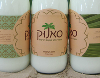 Sanuk- packages for coconut milk products