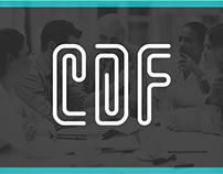 Corporate Identity for Communication Design Forum