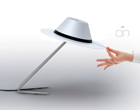 2009 - Criminal Desk Lamp
