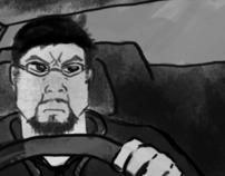 Storyboarding: Reaper Pain