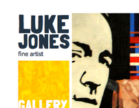 Luke Jones Portfolio Site