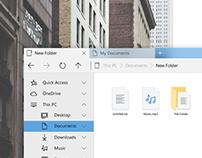 Windows 10 Project Neon Concept