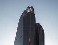 建筑摄影-骏豪中央公园广场