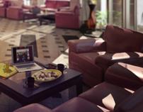 Small Hotel Interior Design