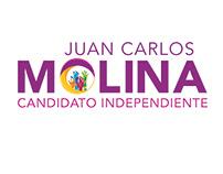 Diseño Logotipo Juan Carlos Molina