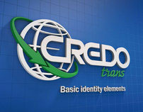 CREDO trans - Brand Identity