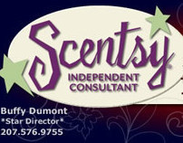 Website for Scentsy Director