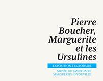Sancturaire Marguerite d'Youville _ Exposition 2017