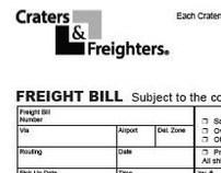 Business Form for Logistics Company