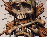 #SkullyJuly2 Pt.1 (2015)