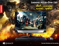 Lenovo AiO 720