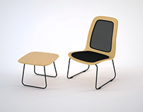 MESH seating collection