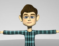 Billy: 3d Model
