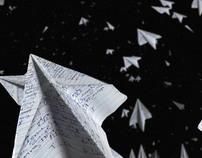 3D Paper Planes