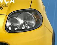 Fiat Mag - Novo Palio